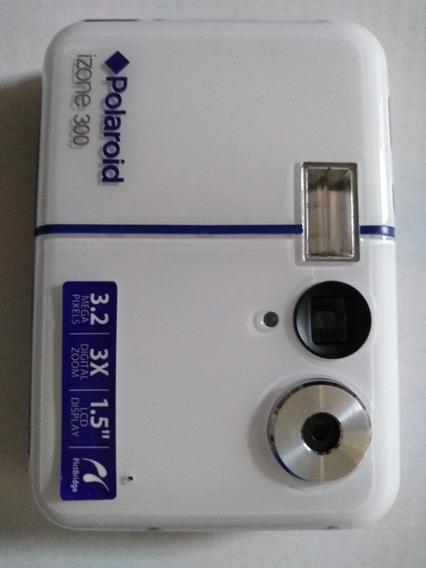 Câmera Polaroid Izone 300 + Carregador De Mesa + Case