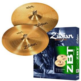 Pack De Platillos Zbte2p, Zildjian