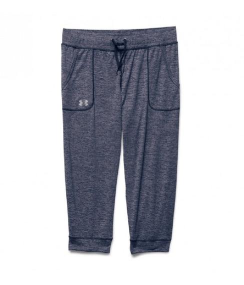 Pantalon Capri Under Armour Tech Capri Twist 1271687-942 - A