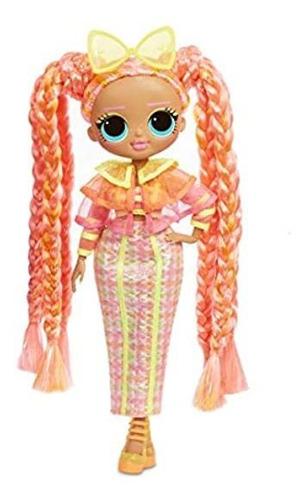 L.o.l. Surprise! O.m.g. Lights Dazzle Muñeca Fashion