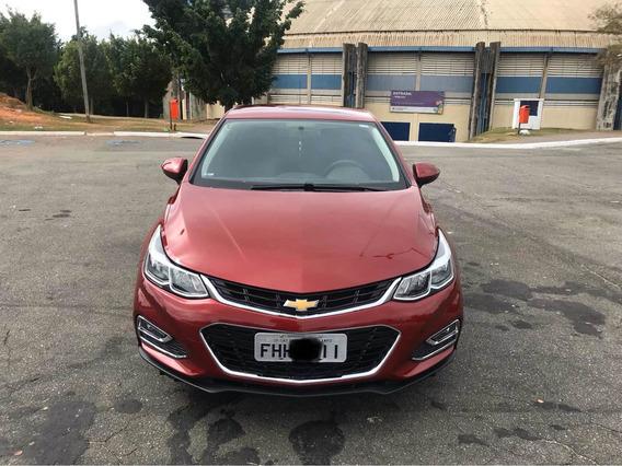 Chevrolet Cruze Sport 1.4 Lt Turbo Aut. 5p 2018