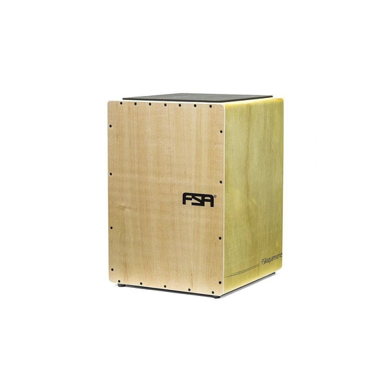 Cajon Square Series Natural Fsa Flc8080
