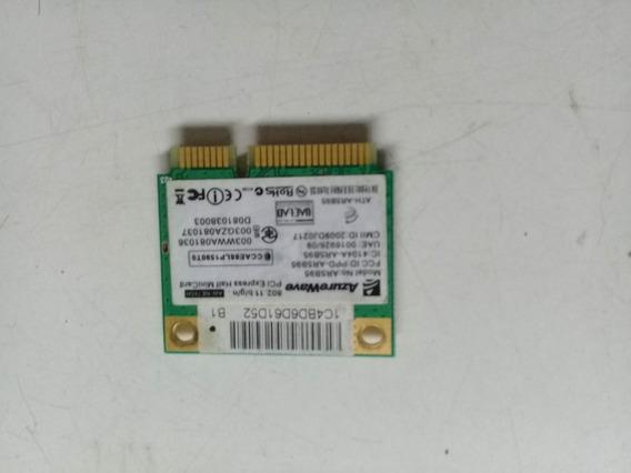 Placa Pci Wireless Do Notebook Ibyte Active3