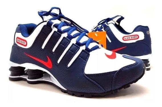 Tênis Nike Shoz Nz Foto Original Nvo Entrega Já