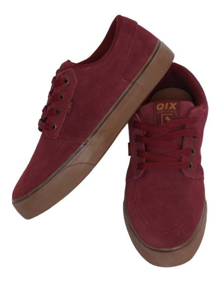 Tênis Qix 100% Original Skate Masculino + N F