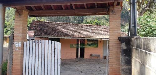 Imagem 1 de 22 de Chácara Com 3 Dormitórios À Venda, 1948 M² Por R$ 275.600,00 - Catuçaba - São Luiz Do Paraitinga/sp - Ch0294