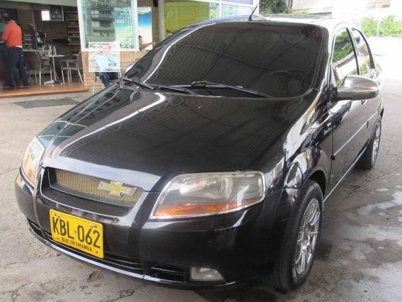Chevrolet Aveo Sedan 1600 Cc 1.6 V