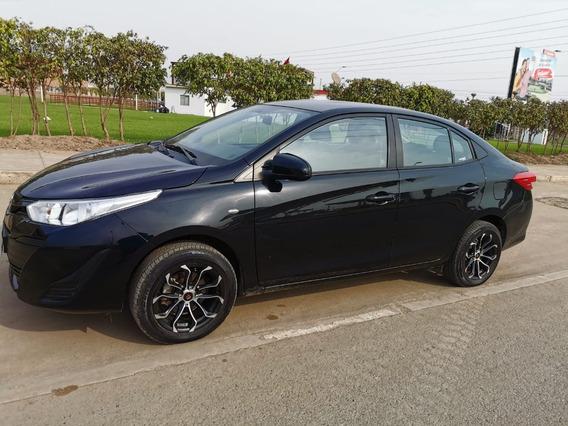 Toyota Yaris 2018 Mecanico 21 Mil Km