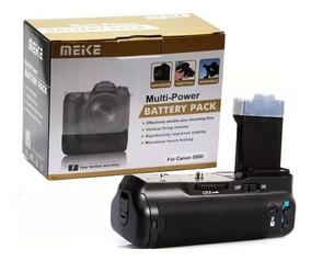 Grip Meike Bg-e8 Para Canon T5i, T4i, T3i, T2i