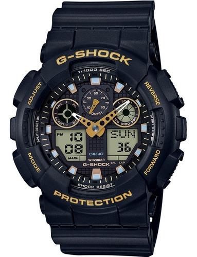 Relógio Casio G-shock Ga-100gbx-1a9dr +nfe + Garantia Ga100
