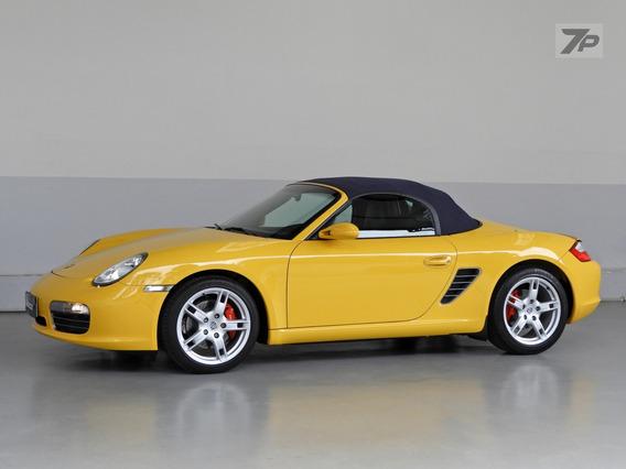 Porsche Boxster 3.4 S I6 24v Gasolina 2p Manual