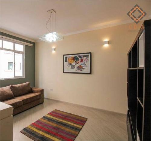 Imagem 1 de 9 de Apartamento Para Compra Com 1 Quarto Localizado Na Aclimação - Ap53532