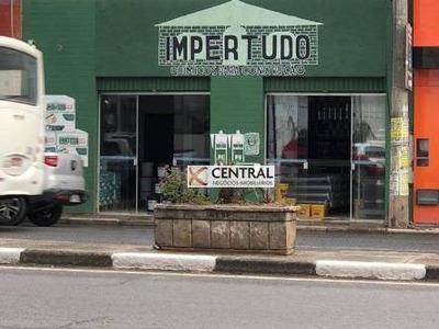 Loja Para Alugar, 200 M² Por R$ 4.200/mês - Centro - Lauro De Freitas/ba - Lo0043