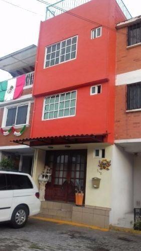 Casa Duplex En Consejo Agrarista Mexicano, Iztapalapa. Excel