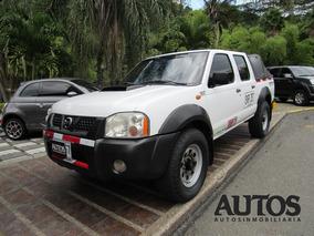 Nissan Frontier Np300 Diesel Mt Cc 2500 4x4