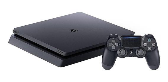 Playstation 4 Slim 1tb - Sem Jogo - Novo