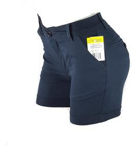 Short Jeans Sarja Cós Alto Jezzian Tipo Social 36 Ao 52
