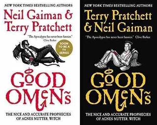 Good Omens : The Nice And Accurate Prophecies Of Agnes Nutte