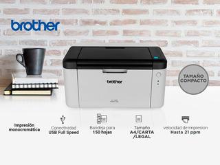 Impresora Brother Laser Hl-1200