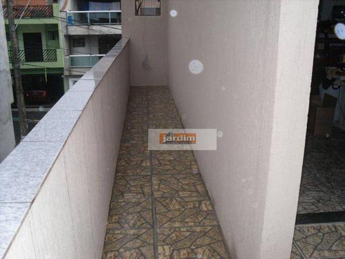 Sobrado  Residencial À Venda, Cooperativa, São Bernardo Do Campo. - So0911
