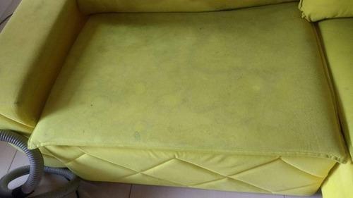 Imagem 1 de 5 de Lavagem De Sofá Banco De Carros Polimento E Cristalização