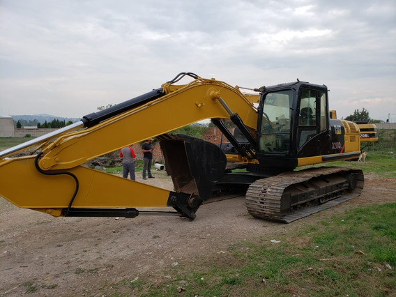 Excavadora Caterpillar 320cl Año 2005