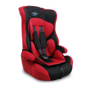 Cadeira Para Auto 9 À 36 Kg Cisney Vermelho