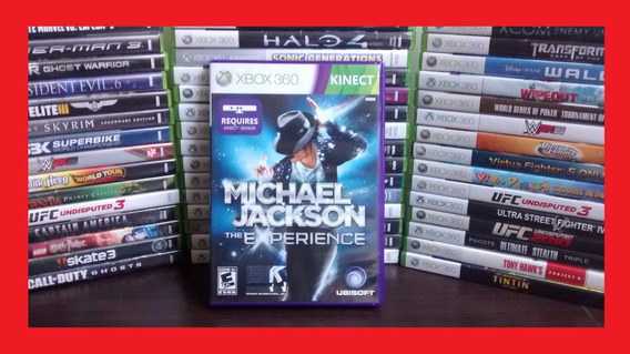 Michael Jackson: The Experience - Xbox 360