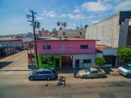 Hotel En Venta Propiedad Comercial Y Habitacional En Zona Centro De Tijuana B.c.