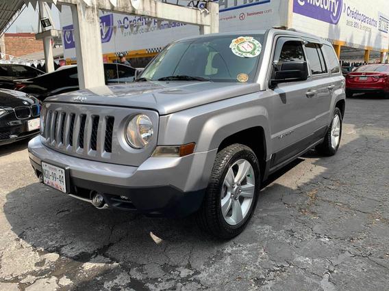 Jeep Patriot Limited Aut Ac 2014