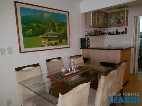 Apartamento - Moema Índios - Sp - 590914