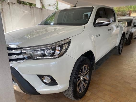 Toyota Hilux 2.8 Dc 4x4 Tdi Srx Aut L/16