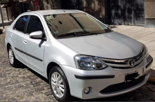 Toyota Etios Xls Con Gnc 5ta