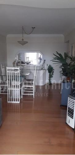 Jardim Marajoara Com Tres Dormitórios, Uma Vaga, Uma Suite, Deposito - Cf67522
