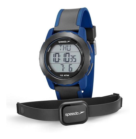 Relógio Speedo Monitor Cardíaco 80622g0evnp1