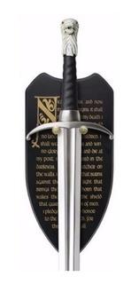 Espada Do Jon Snow Game Of Thrones Garra Longa