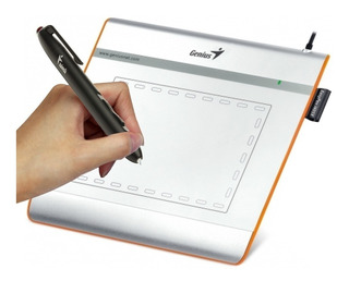 Tableta Digitalizadora Genius Easypen I405x 2560 Lpi