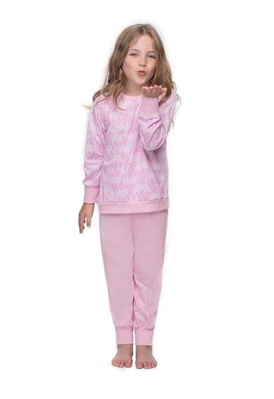 Pijama Nena Mariené Oso Invierno