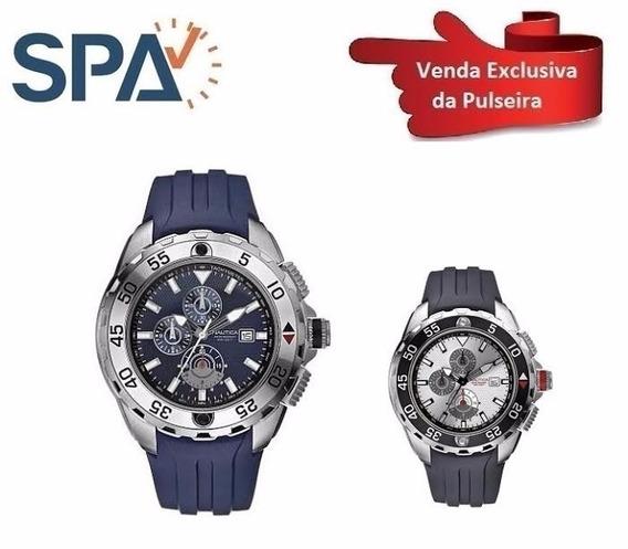 Pulseira Nautica A25510 95030go-u1/u2 Original De Fábrica