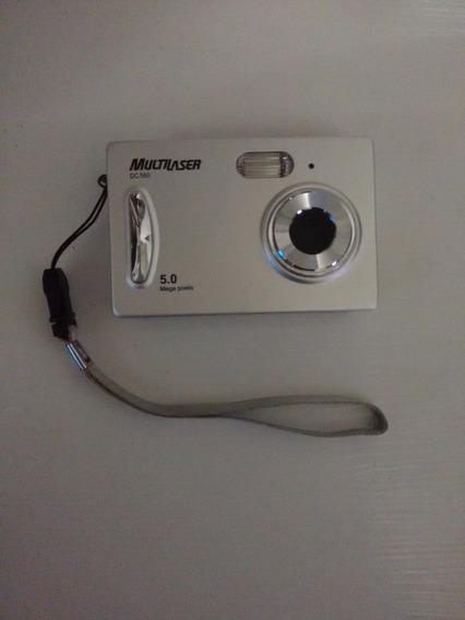 Câmera Digital Multilaser