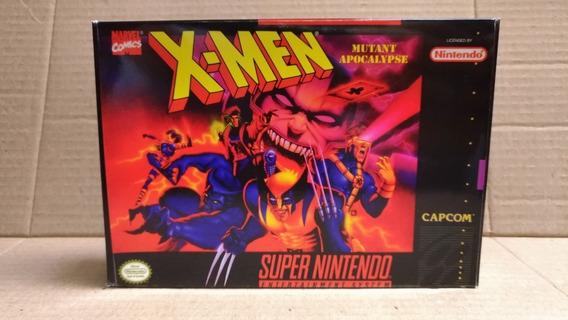 X Men Super Nintendo