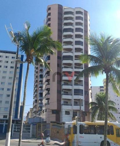 Imagem 1 de 23 de Apartamento À Venda, 86 M² Por R$ 320.000,00 - Mirim - Praia Grande/sp - Ap1209