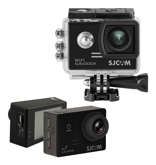 Câmera Filmadora De Ação Sjcam Sj5000x Elite 4k