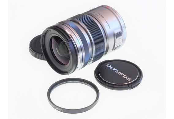 R$999 Olympus Ed 12-50mm F/3.5-6.3 Ez Blackmagic Panasonic