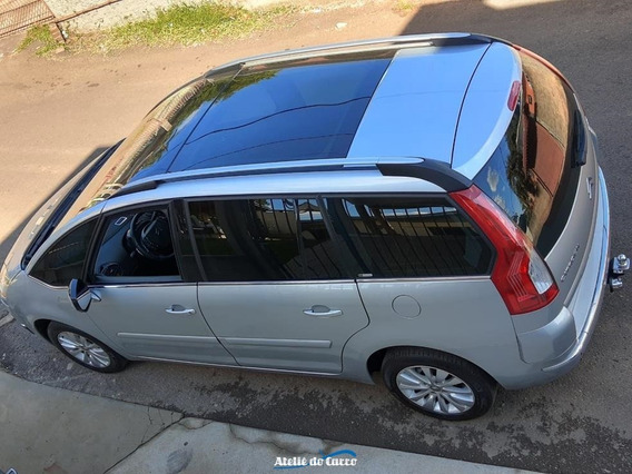 Citroen C4 Grand Picasso Exclusive 2009 - 34.000 Km Top