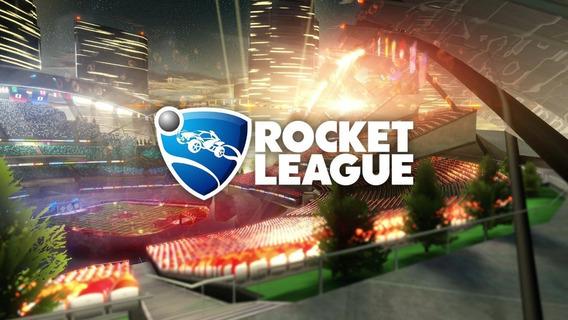 Rocket League - Pc (steam) - Envio Imediato