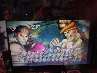 Cpu Multijuegos Street Fighter Arcade Edition Nvidia Gt 730