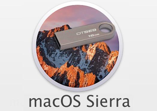 Pen Drive Mac Instalação Macos 10.12 Sierra