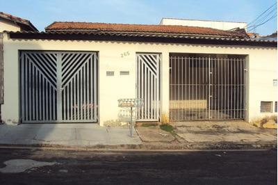 Casa Com 1 Dormitório Para Alugar, 81 M² Por R$ 550/mês - Cecap - Piracicaba/sp - Ca1209