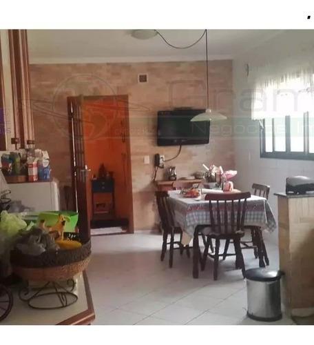 Casa Sobrado Para Venda, 3 Dormitório(s), 180.0m² - 5891